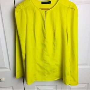The Limited L/S Blouse with flare sleeve